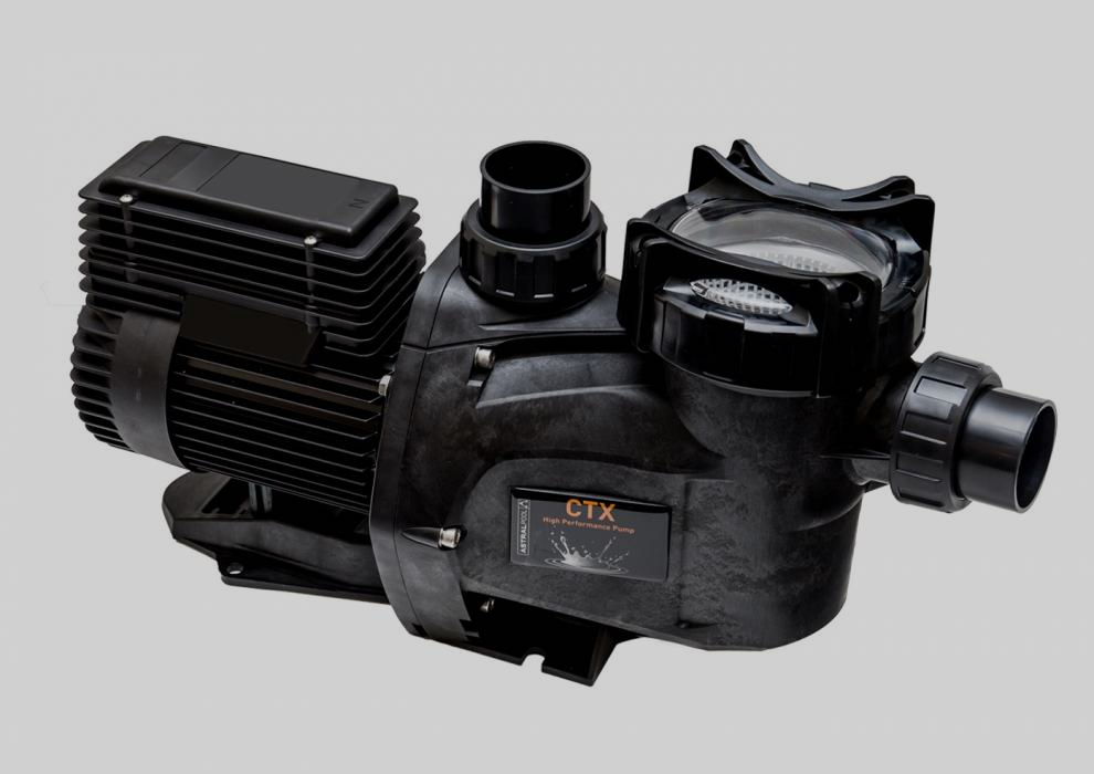 AstralPool CTX High Performance Pumps – Single Phase