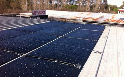 Supreme Solar Pool Heating